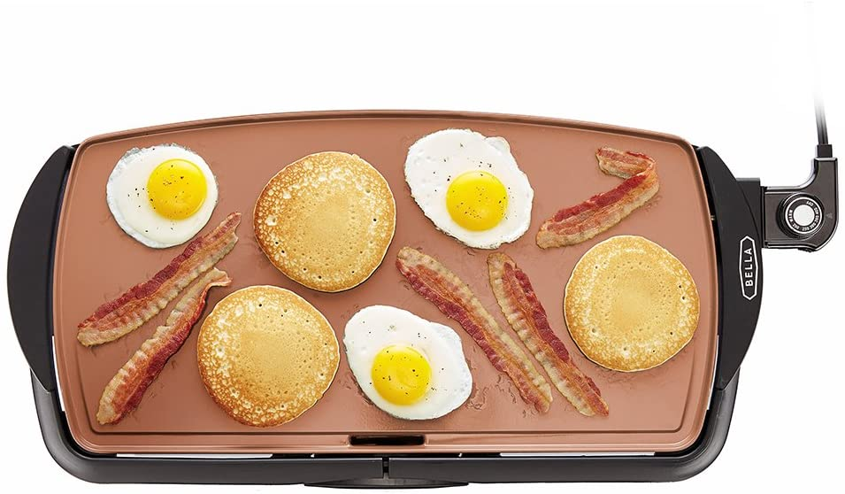 Using-An-Electric-Griddle