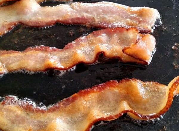 Cooking Bacon On An Electric Griddle