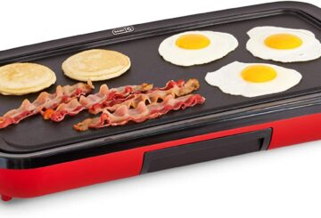 DASH Everday Nonstick Electric Griddle