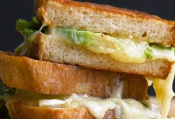 Fun Grilled Cheese Sandwiches Recipes