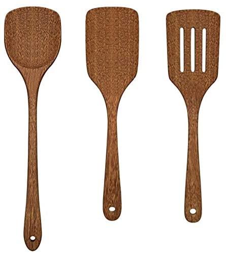 Wooden Kitchen Spatulas